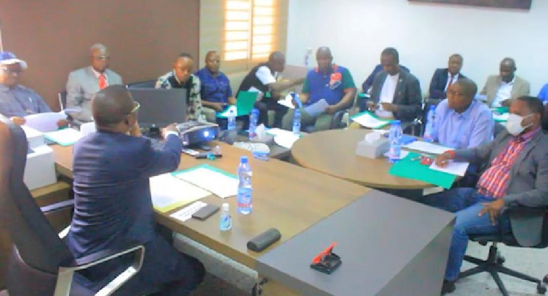 DRC National Steering Committee adopts the Annual Work Plan
